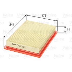 VALEO 585250 EAN:3276425852501 Shop