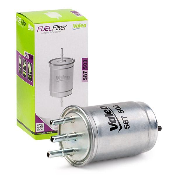 Filtro de Combustible VALEO 587503 conocimiento experto