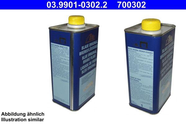 ATE  03.9901-0302.2 Bremsflüssigkeit DOT 3