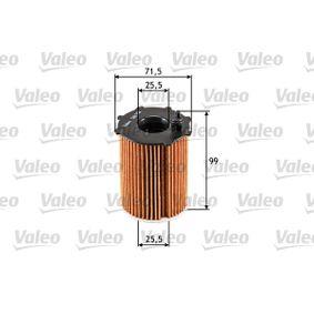 Oil Filter 586500 3008 (0U_) 1.6 HDi MY 2014