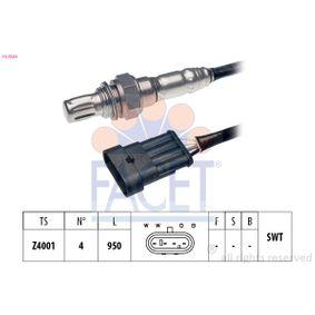 Lambdasonde Kabellänge: 950mm mit OEM-Nummer 46 45 25 98