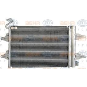 HELLA  8FC 351 301-534 Kondensator, Klimaanlage