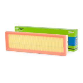 Filtro aria Lunghezza: 335mm, Largh.: 102mm, Alt.: 45mm, Lunghezza: 335mm con OEM Numero 1444 VJ