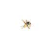 BOSCH Unterdruckdose, Zündverteiler 1 237 123 005 für AUDI 90 (89, 89Q, 8A, B3) 2.2 E quattro ab Baujahr 04.1987, 136 PS