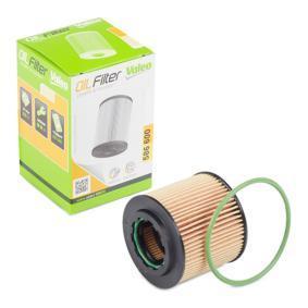2013 Skoda Fabia Mk2 1.2 Oil Filter 586536