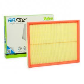 Air Filter Length: 293, 297mm, Width: 234mm, Height: 42mm, Length: 293, 297mm with OEM Number 5834 282