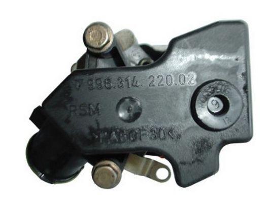 Servo pump SPIDAN 54280 rating