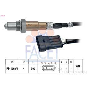 Lambdasonde Kabellänge: 300mm mit OEM-Nummer 46 76 08 67