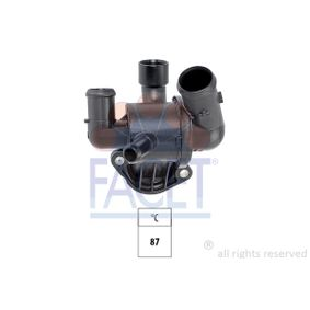 Thermostat, coolant with OEM Number 03L 121 111 AC