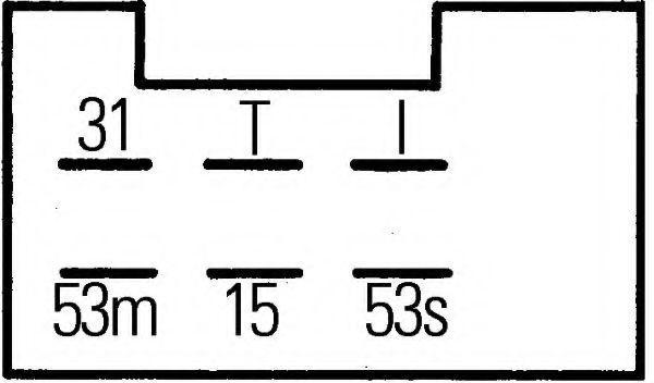 Relais, Wisch-Wasch-Intervall HELLA 5WG 002 450-127 Bewertung