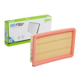 Luftfilter Länge: 259mm, Breite: 164mm, Höhe: 40mm, Länge: 259mm mit OEM-Nummer FS0513-Z40