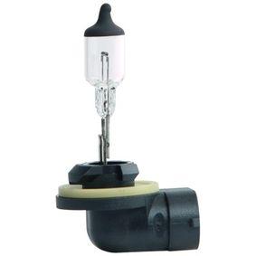 Крушка с нагреваема жичка, фар за дълги светлини H27W/2, 27ват, 12волт 8GH 008 991-031