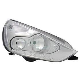 VAN WEZEL  1869962 Hauptscheinwerfer für Fahrzeuge mit Leuchtweiteregelung (elektrisch), für Rechtsverkehr