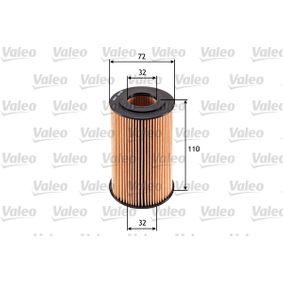 2012 KIA Ceed ED 2.0 CRDi 140 Oil Filter 586565