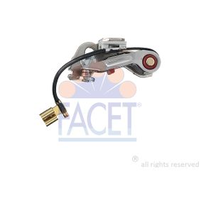 Kontaktsatz, Zündverteiler mit OEM-Nummer 464163
