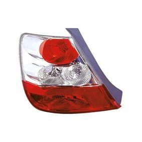 Combination Rearlight 2550931 CIVIC 7 Hatchback (EU, EP, EV) 2.0 i Sport MY 2002