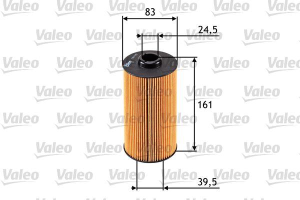 Motorölfilter 586570 VALEO 586570 in Original Qualität
