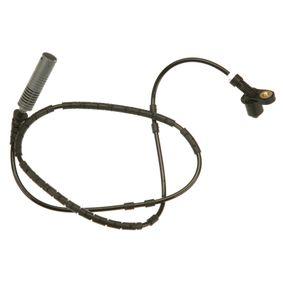 Sensor, Raddrehzahl Länge: 981mm mit OEM-Nummer 1 164 652