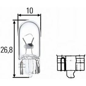 Bulb 8GP 003 594-128 BMW 3 Series, 5 Series, X3