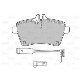 Brake Pad Set, disc brake Width: 116,8mm, Height: 63,7mm, Thickness: 19mm with OEM Number 169 420 13 20