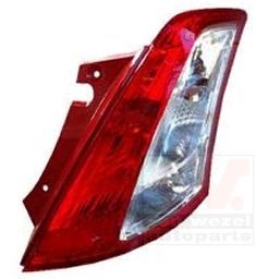 VAN WEZEL Combination Rearlight 5223932