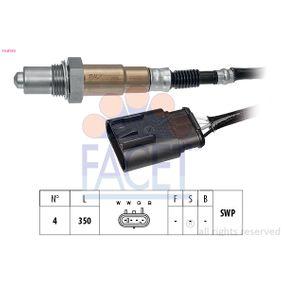 Lambdasonde Kabellänge: 350mm mit OEM-Nummer 55201610