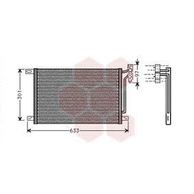 Kondensator, Klimaanlage 06005215 3 Limousine (E46) 320d 2.0 Bj 2002