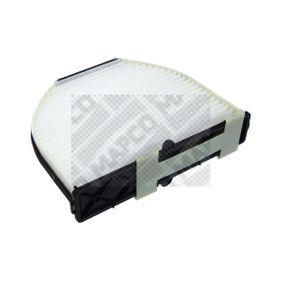 Filter, Innenraumluft Art. Nr. 65887 120,00€