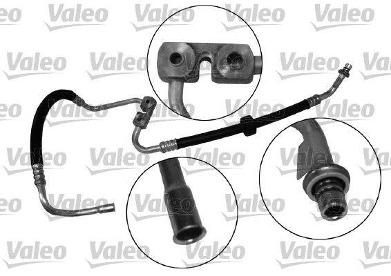 VALEO  818434 Hochdruckleitung, Klimaanlage