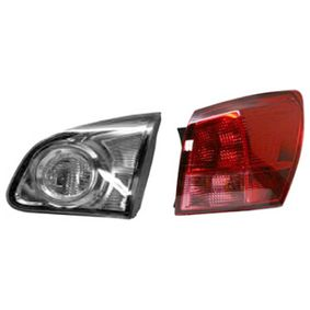 Combination Rearlight Red with OEM Number 26554-JD00A