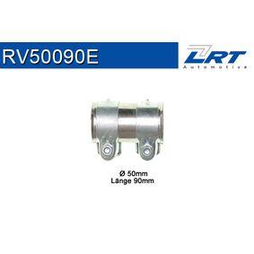 Golf 5 1.4TSI Auspuffschelle LRT RV50090E (1.4 TSI Benzin 2008 CAXA)