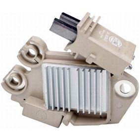 HELLA Generatorregler 5DR 009 728-251 für AUDI A4 (8E2, B6) 1.9 TDI ab Baujahr 11.2000, 130 PS