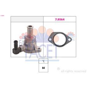 Thermostat, Kühlmittel mit OEM-Nummer 133846