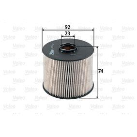 Fuel filter 587927 3008 (0U_) 2.0 HDi MY 2016