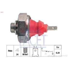 Interruptor de control de la presión de aceite con OEM número 91160623000