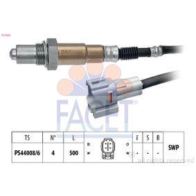 Lambdasonde Kabellänge: 500mm mit OEM-Nummer 18213-63J01-000