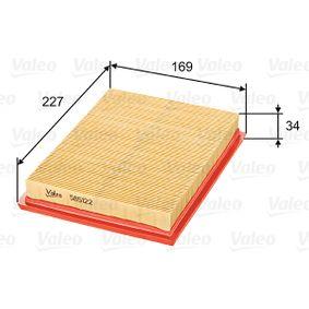 Luftfilter Art. Nr. 585122 120,00€