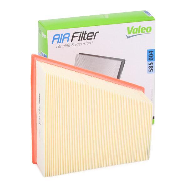Air Filter VALEO 585004 expert knowledge