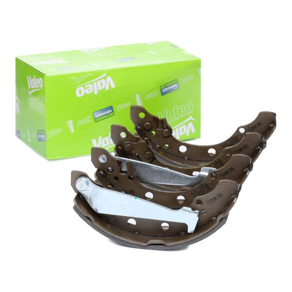 Brake Shoes & Brake Shoe Set VALEO 562080 expert knowledge