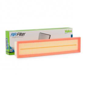 Air Filter Length: 425mm, Width: 95mm, Height: 51mm, Length: 425mm with OEM Number 16546BN701