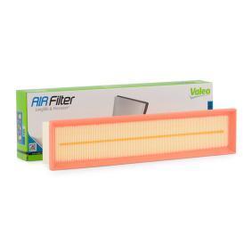 Filtro aria Lunghezza: 425mm, Largh.: 95mm, Alt.: 51mm, Lunghezza: 425mm con OEM Numero 1444 -VJ