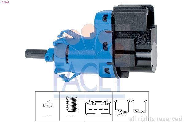 Image of FACET Interruttore luce freno 8012510025550
