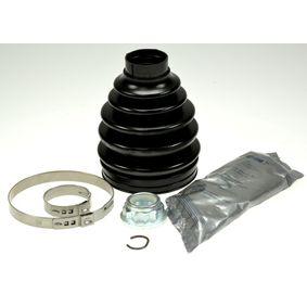 SPIDAN  24562 Bellow Set, drive shaft Height: 111,00mm, Inner Diameter 2: 32,70mm, Inner Diameter 2: 81,00mm