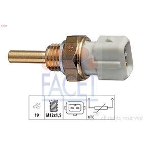 Sensore, Temperatura refrigerante Apert. chiave: 19 con OEM Numero 13 62 1 357 414