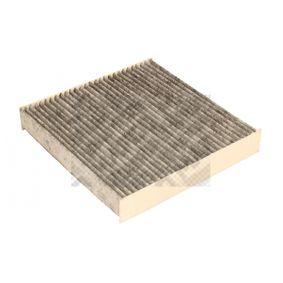 Filter, Innenraumluft Länge: 226mm, Breite: 218mm, Höhe: 36mm mit OEM-Nummer 6441.EG
