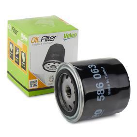 Oil Filter 586063 NP300 Navara Pickup (D40) 2.5 dCi 4WD (D40TT, D40T, D40M, D40BB) MY 2010