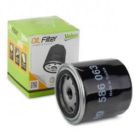 Oil Filter 586063 NP300 Navara Pickup (D40) 2.5 dCi 4WD MY 2017