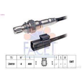 Lambdasonde Kabellänge: 400mm mit OEM-Nummer MHK10004