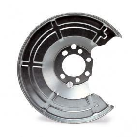 2007 Vauxhall Astra H 1.8 Splash Panel, brake disc 3745371