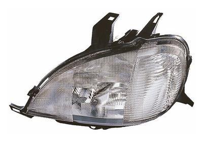 VAN WEZEL  3085961 Hauptscheinwerfer für Fahrzeuge mit Leuchtweiteregelung (elektrisch), für Rechtsverkehr